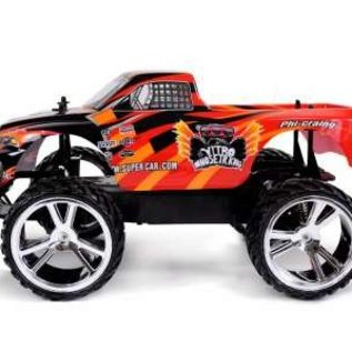 Newqida Afstandsbestuurbare Monstertruck King 1:10