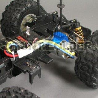 HBX Bestuurbare Monstertruck Bonzer 4WD 1:10