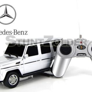 Rastar Afstandsbestuurbare auto Mercedes G55 AMG 1:24