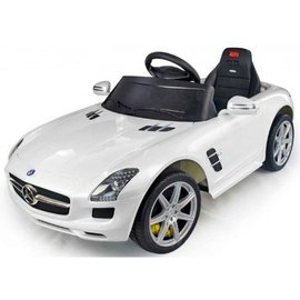 Jamara Mercedes Benz SLS AMG kinderauto (wit)