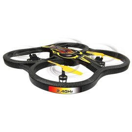 Jamara Invader Quadcopter (4-kanaals)