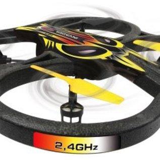 Jamara Bestuurbare Quadcopter Invader (4-kanaals, groot model)