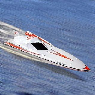 Newqida High Stream RC speedboot 1:16