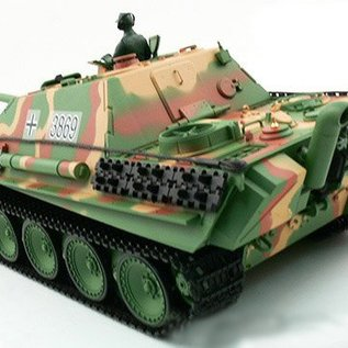 Heng Long Afstandbestuurbare tank German Jagdpanther 1:16