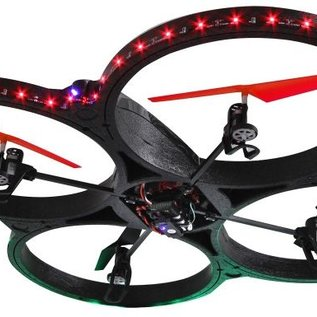 Jamara Quadcopter Flyscout met CAMERA (4-kanaals, groot model)