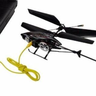 Amewi Firestorm Black helikopter (3-kanaals, micro model)