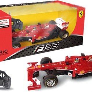 Rastar Rc racewagen Ferrari F138 1:18