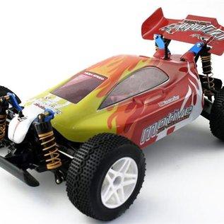 HBX Afstandsbestuurbare Buggy Max 4WD 1:10