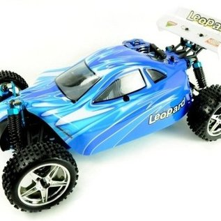 Himoto Rc nitro Buggy Leopard 4WD 1:10