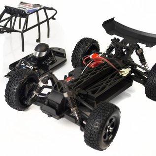 Himoto Bestuurbare Buggy Barren Desert Racer 4WD 1:18