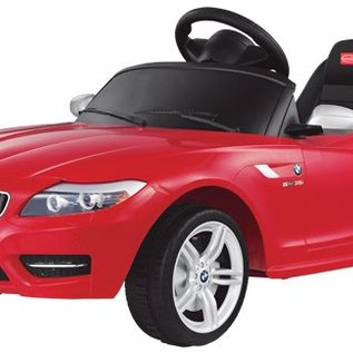 Jamara Accuvoertuig Ride-On BMW Z4 (rood)