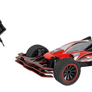 Carrera RC Radiografische buggy Red Challenger 1:16