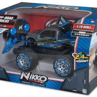 Nikko R/C Bestuurbare Monstertruck Ford F-150 1:18