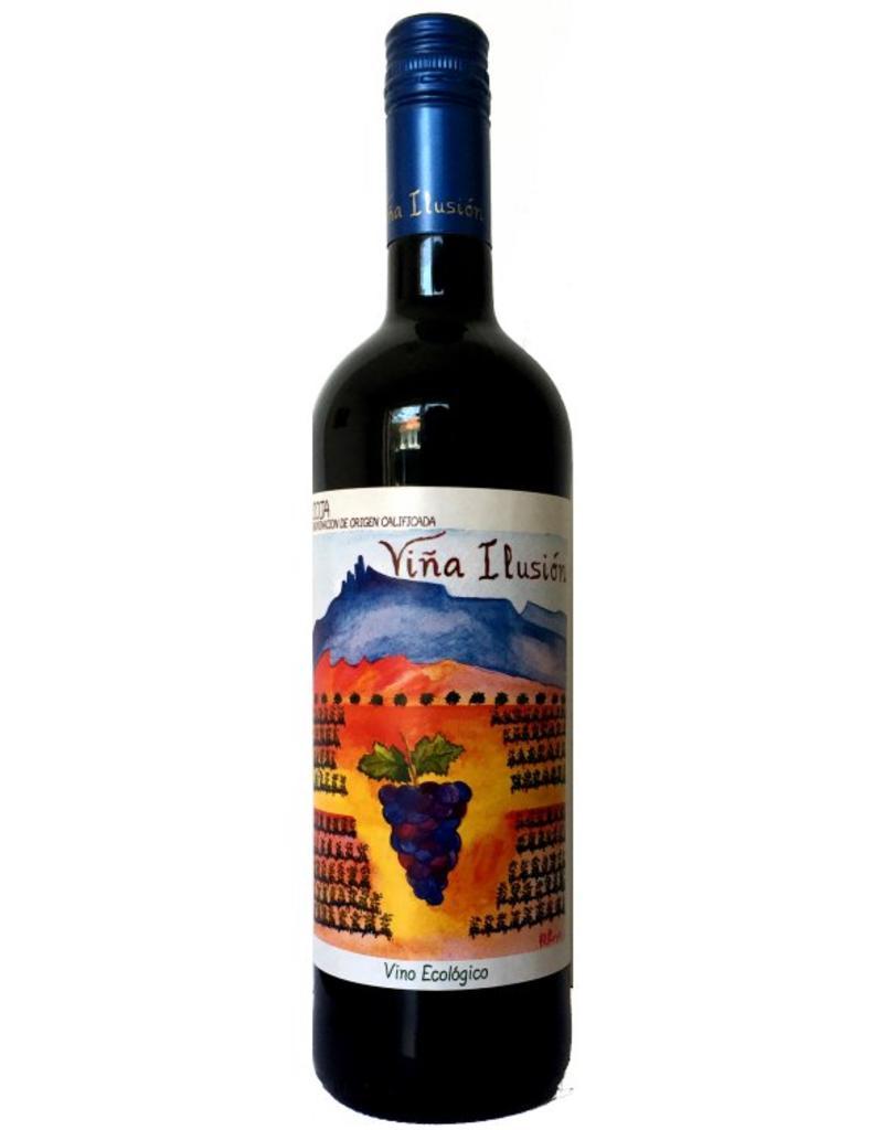 Martin Alonso Etayo Martin Alonso Etayo - Rioja Viña Ilusión