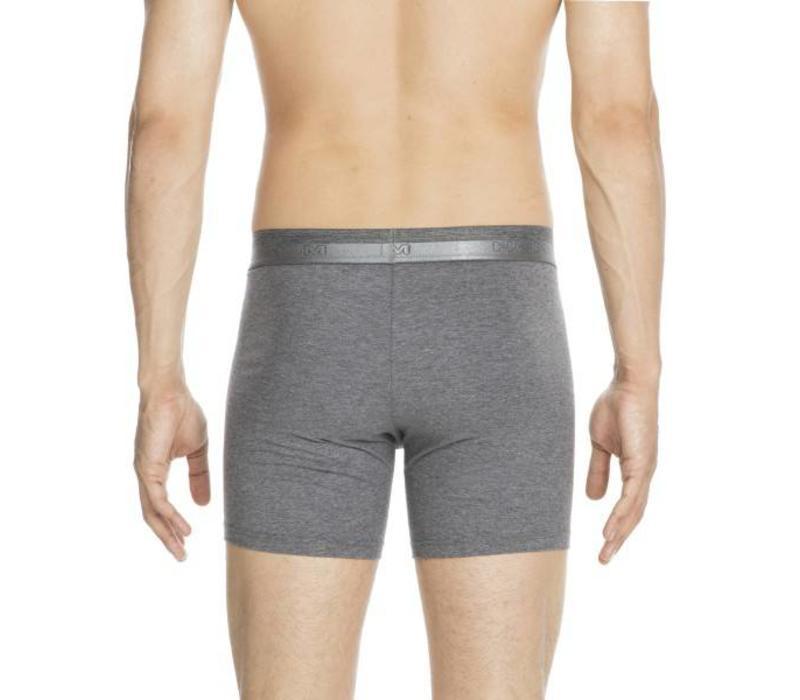 HOM HO1 Long Boxerbriefs Grey