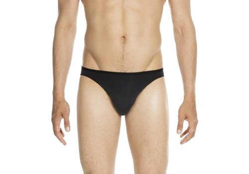 HOM Plumes Micro Briefs Black