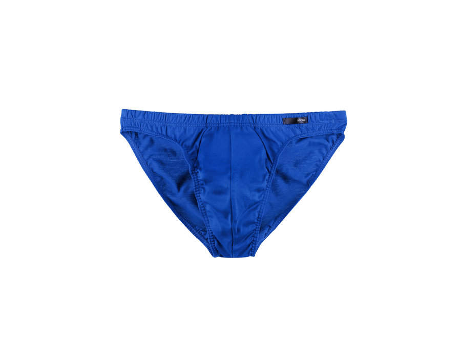 HOM Premium Cotton Comfort Micro Briefs Electric Blue