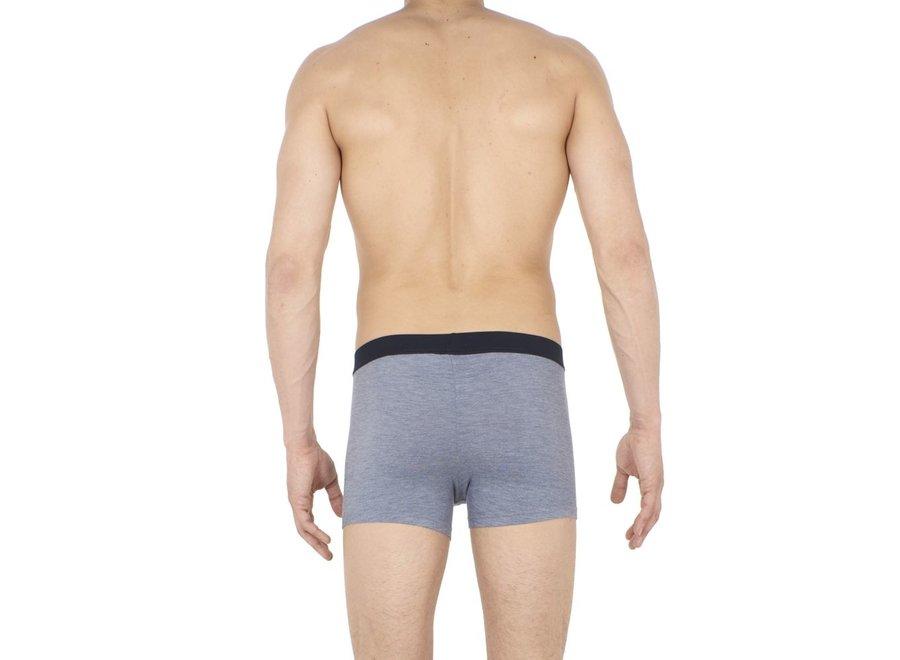 HOM Gallant Comfort Boxer Briefs Jeans Blue