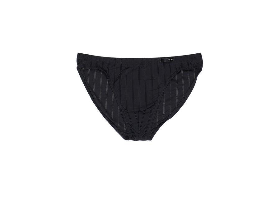 HOM Chic Comfort Micro Briefs Black