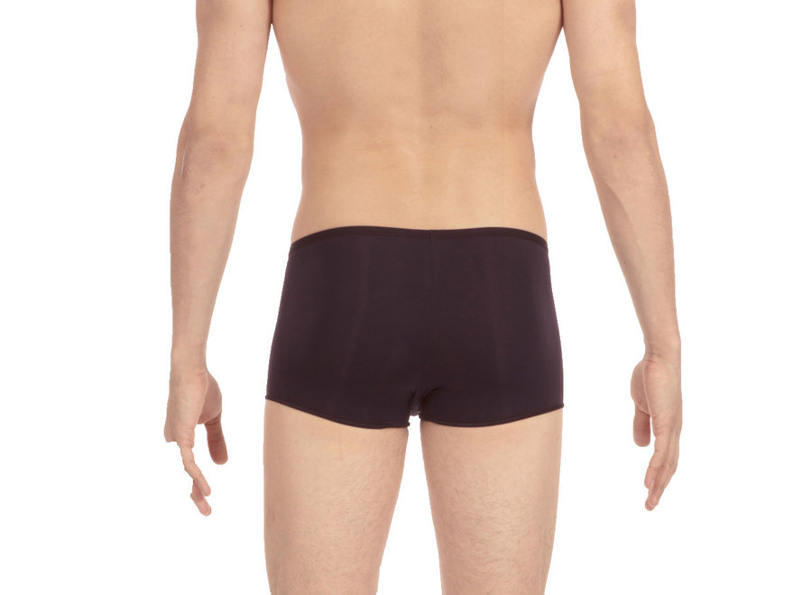 HOM Plumes Trunk Black