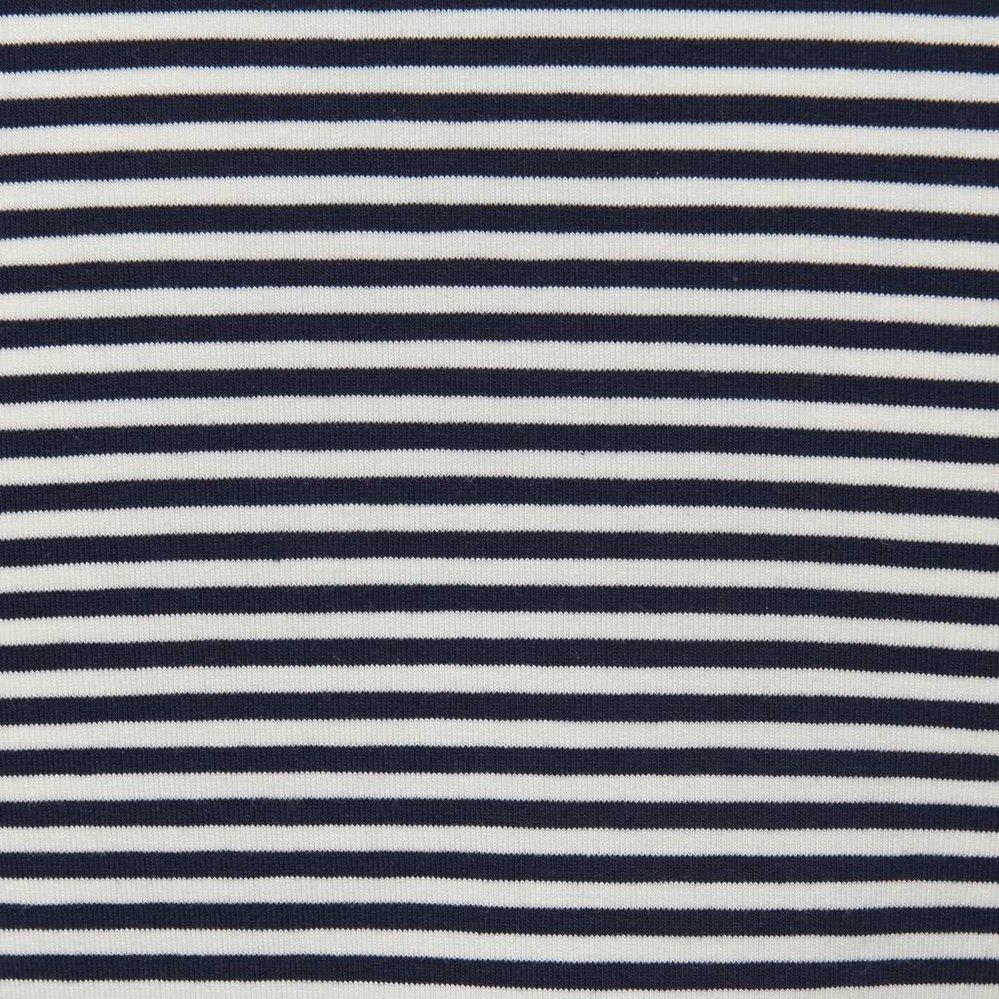 evergreen stripe t-shirt feminine v-neck