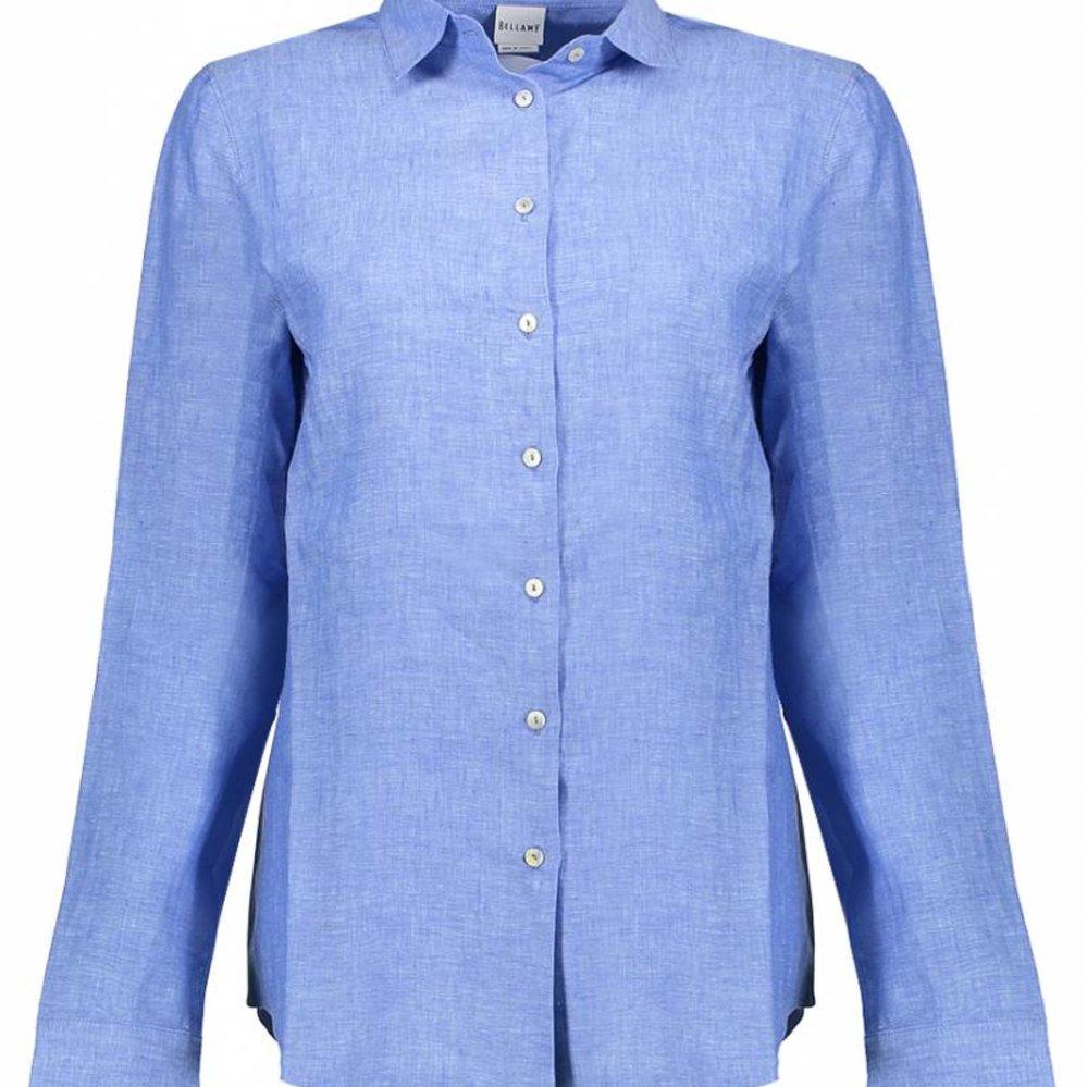 Always in fashion 100% linen shirt