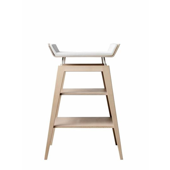 leander beech changing table