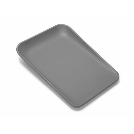 leander matty changing cushion dusty grey
