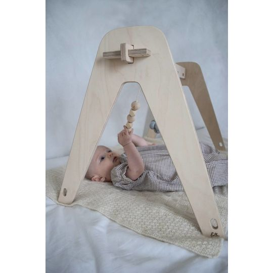loullou 1st play babygym nature