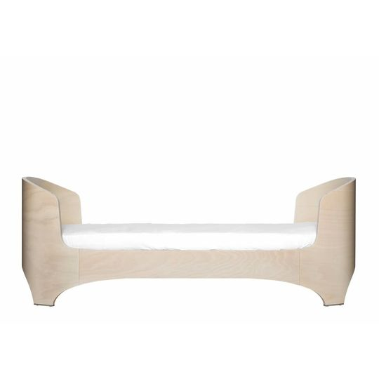 Leander Growth cot white wash 0 - 7 years