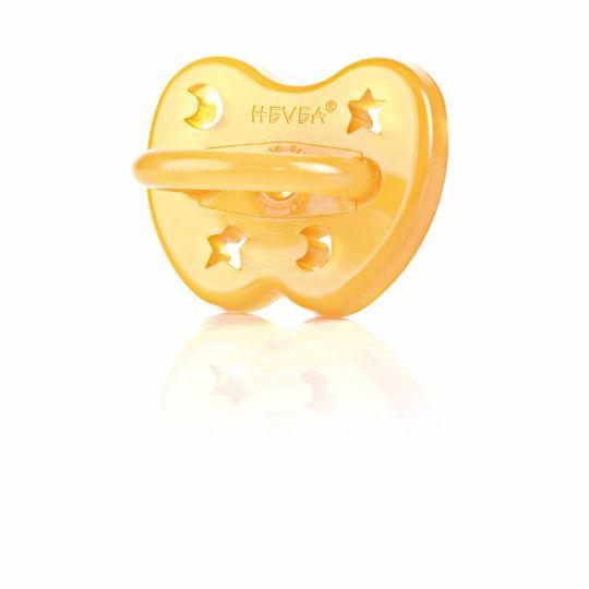 hevea speen star & moon orthodontisch 3-36 mnd
