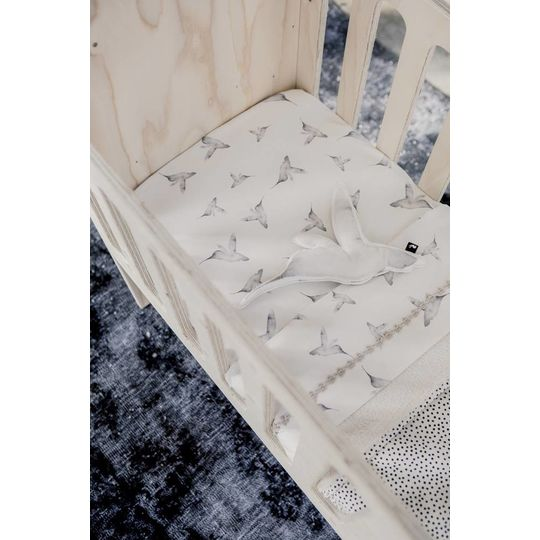 mies & co SHOWMODEL fitted sheet cradle little dreams 40x80 cm