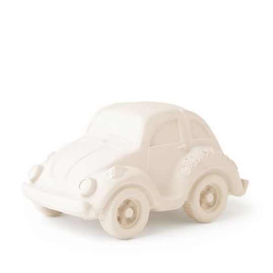 oli and carol small beetle carbath/chewtoy cream