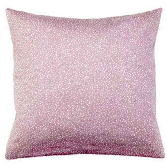 brita sweden rainy days pillowcase pink