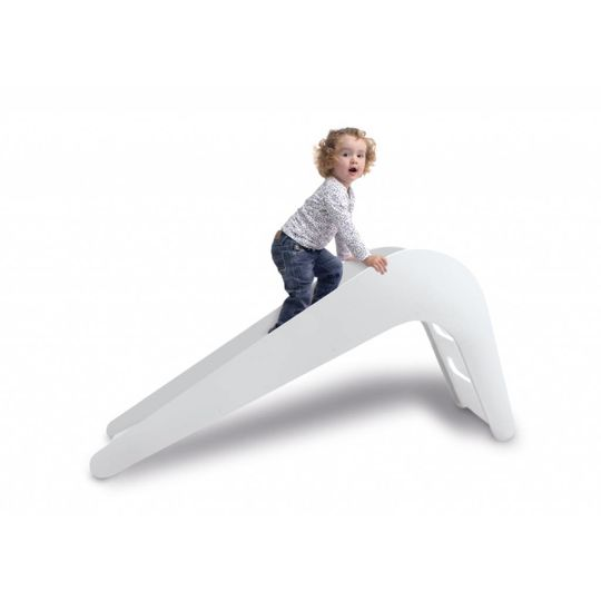 jupiduu wood slide elephant white