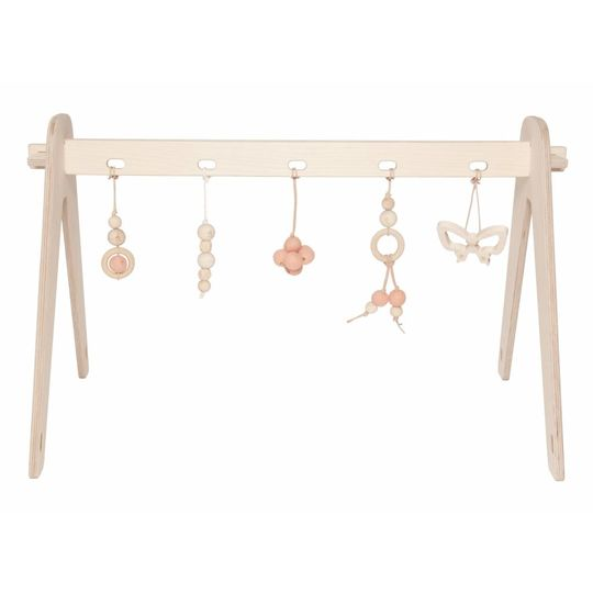 loullou 1st play babygym pakket deal rose