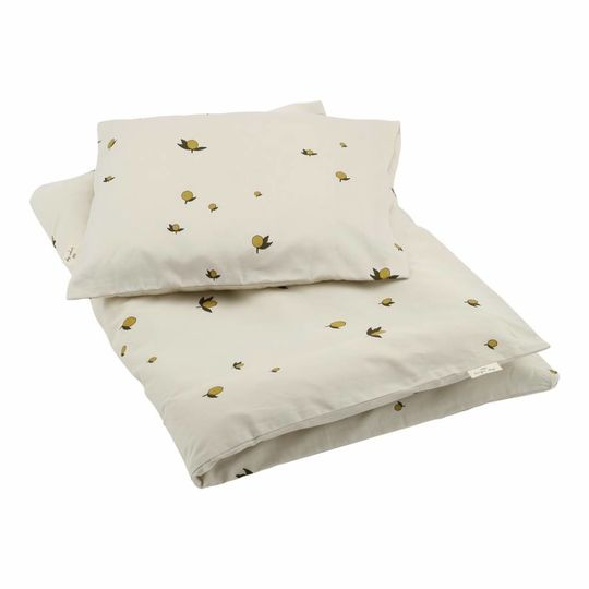 konges sløjd lemon junior duvet cover