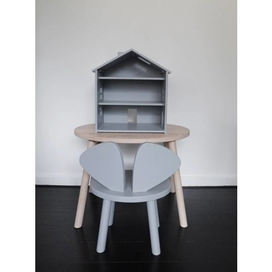 nofred mouse table grey