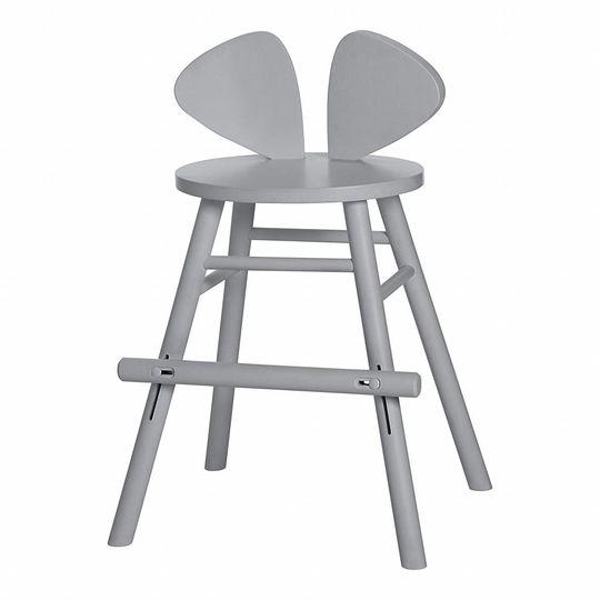 nofred mouse stoel junior grijs