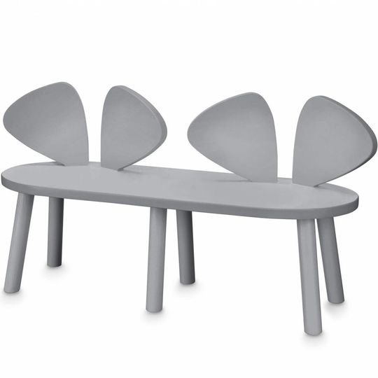 nofred mouse bench grey