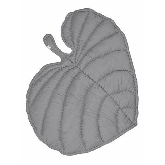 nofred leaf blanket / play mat grey