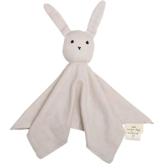 konges sløjd sleepy rabbit knuffeldoek nimbus cloud