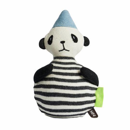 OYOY roly poly panda tumbler