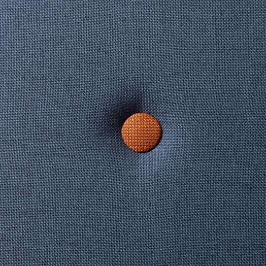 by klipklap KK 4 fold dark blue with orange buttons (100x100 cm)