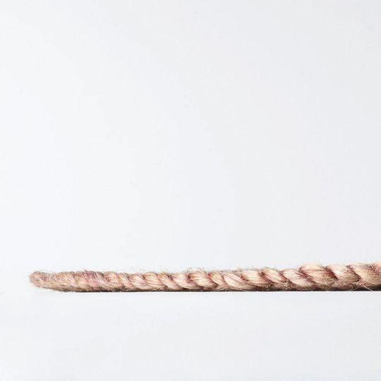 house doctor rectangular rug structure henna (130x85 cm)
