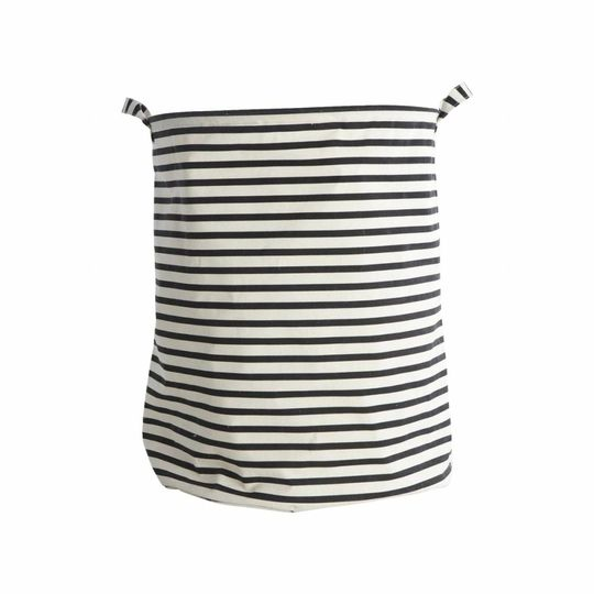 house doctor wasmand / opbergmand stripes Ø40cm