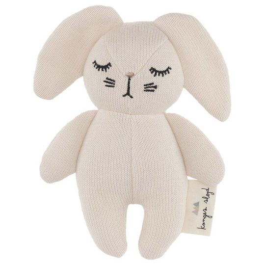 konges sløjd mini rabbit cuddle / rattle