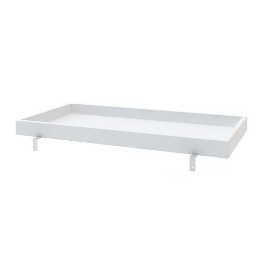 oeuf nyc merlin 3 drawer dresser sparrow all white
