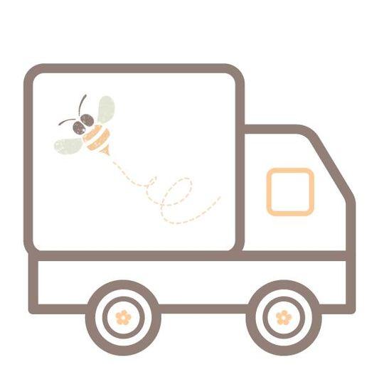 Standaard levering maandag – vrijdag