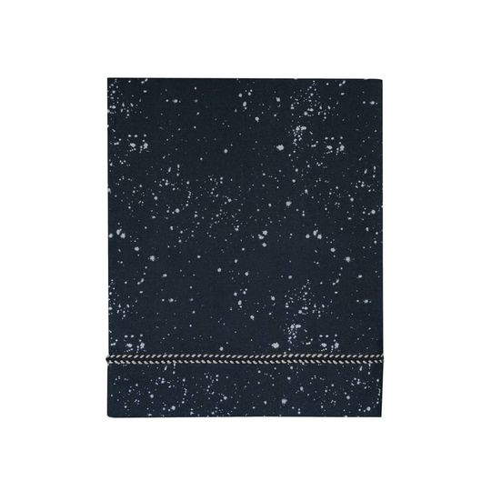 mies & co flat sheet cradle galaxy parisian night